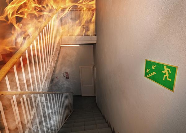 Ocena zagrożenia wybuchem w budynku