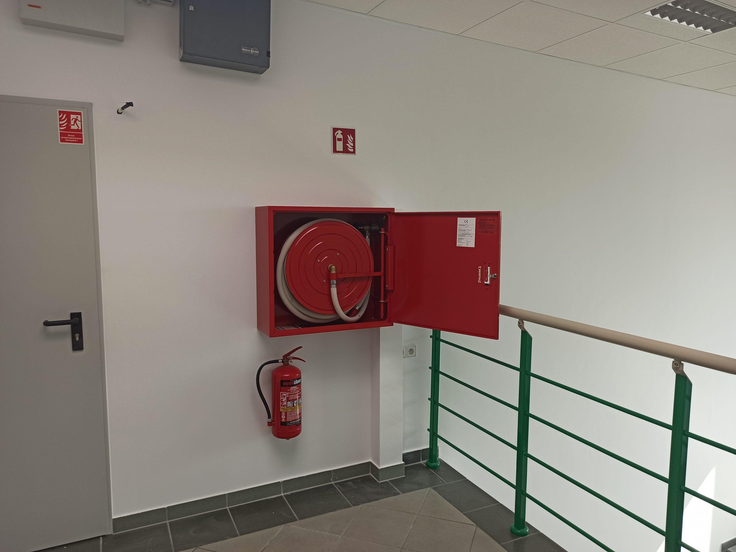 Usługi i zabezpieczenia przeciwpożarowe Łódź   FireProof24.pl