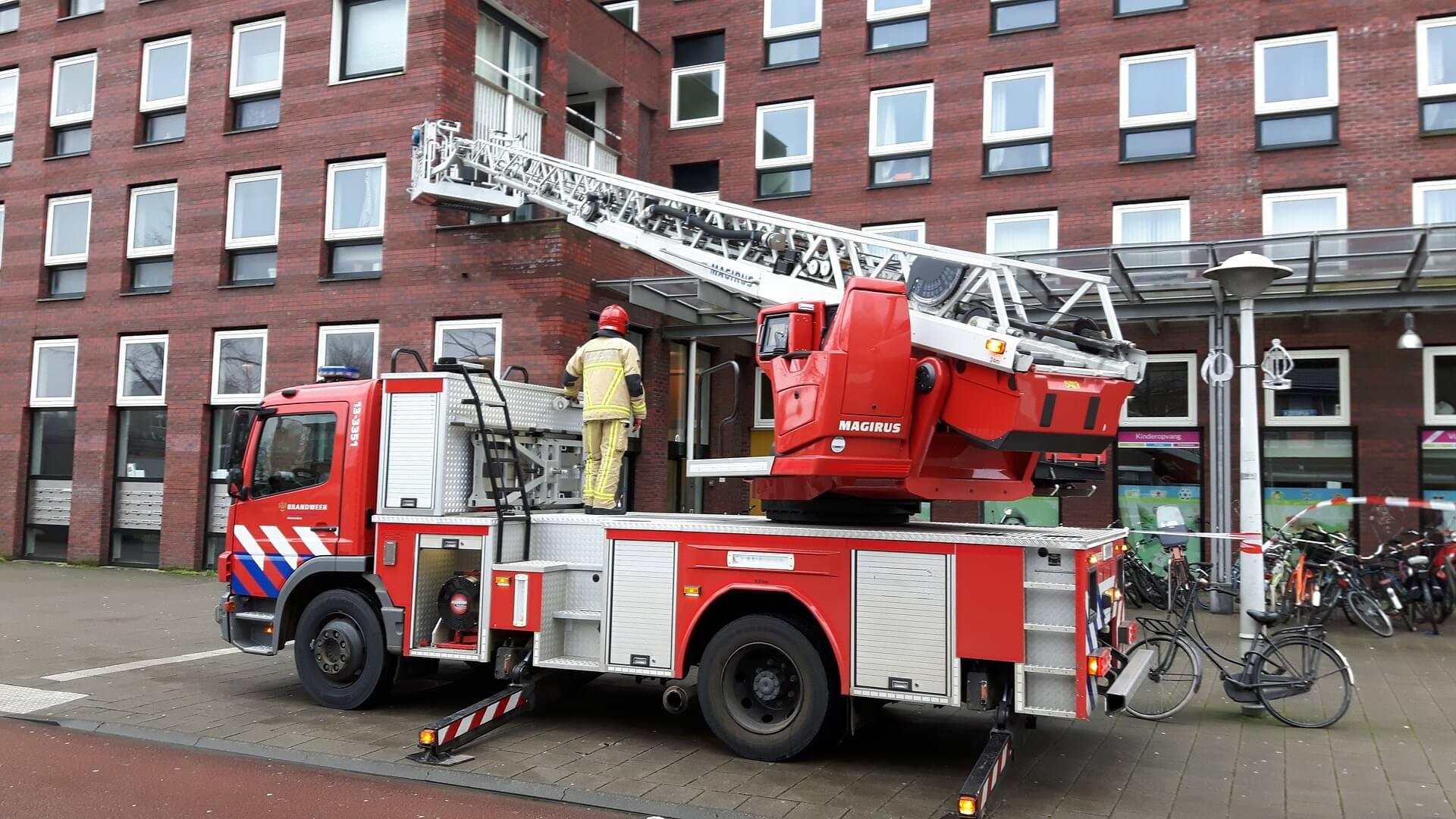 Próbna ewakuacja przeciwpożarowa