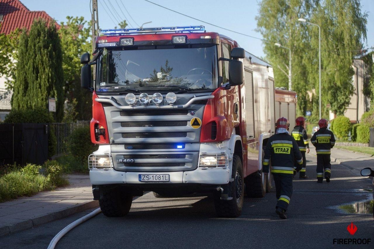 Strefa pożarowa