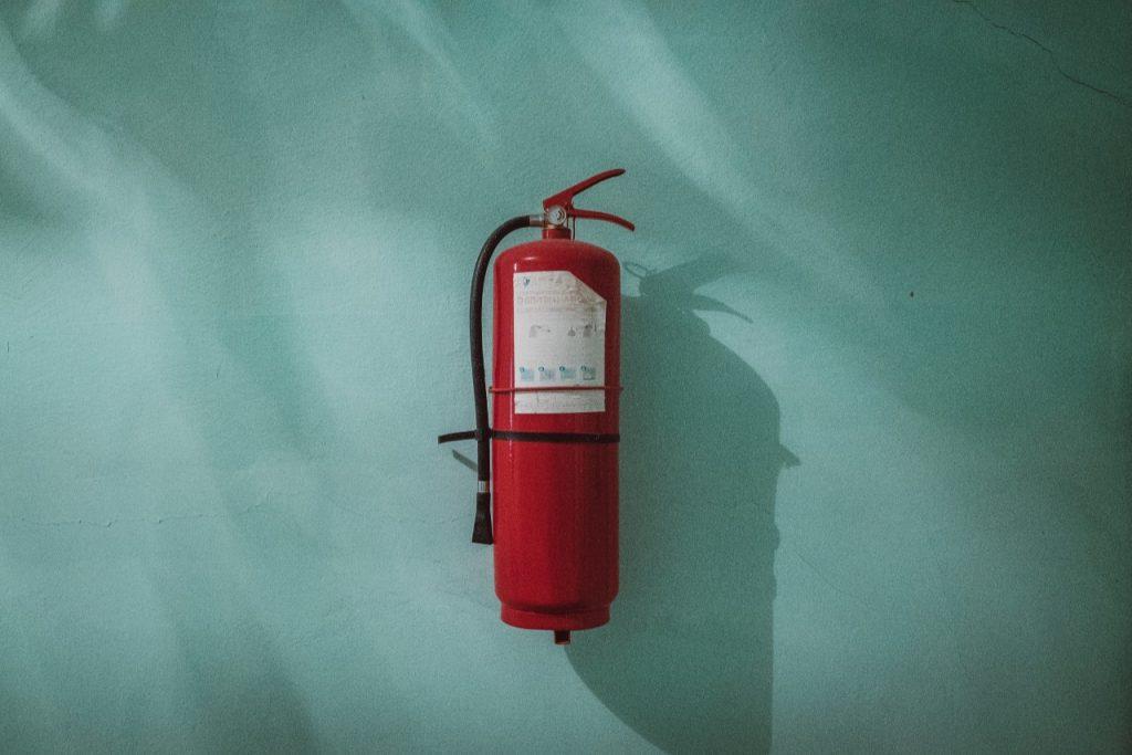 Środki ochrony przeciwpożarowej   fireproof24.pl