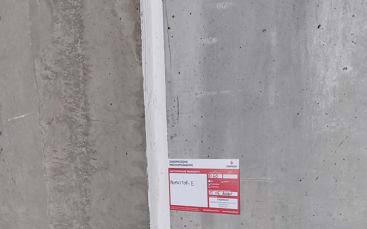 Dylatacje budynków | fireproof24.pl